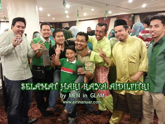 men in glam