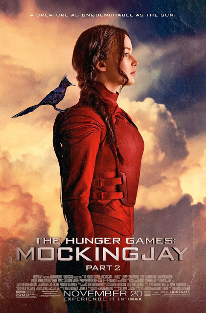 new mockingjay part 2 poster katniss mockingjay bird