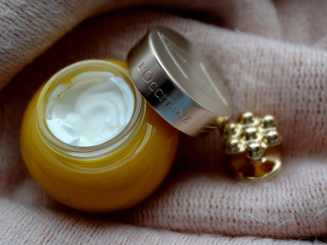 L'Occitane Immortelle Divine Cream Mask