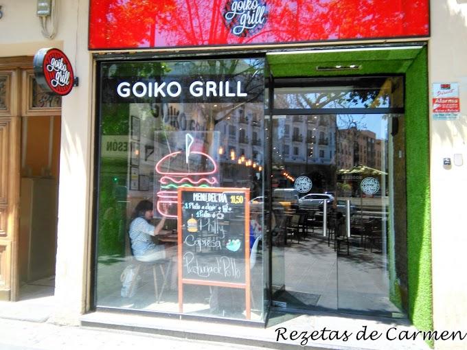 Goiko grill, las mejores hamburguesas de Madrid
