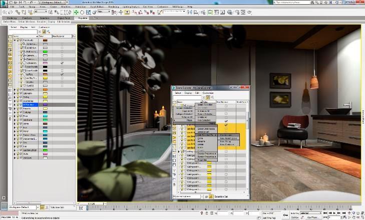 Autodesk 3DS Max 2015 Full İndir