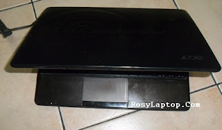 Acer Aspire One 722 AMD C60 Black
