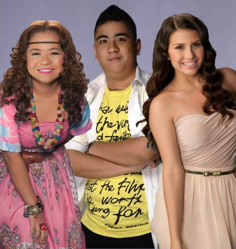 Kiray Celis, Igi Boy Flores and new team up Tippy Dos Santos