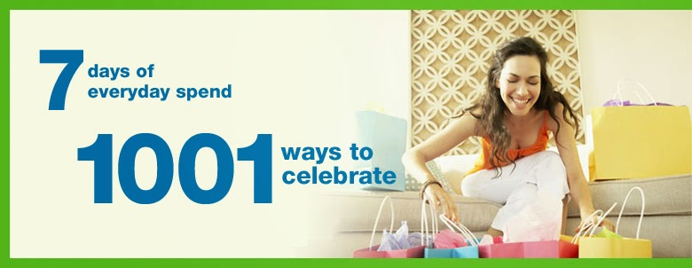 Standard Chartered Promo, Standard Chartered credit card Promo, spend anywhere promo