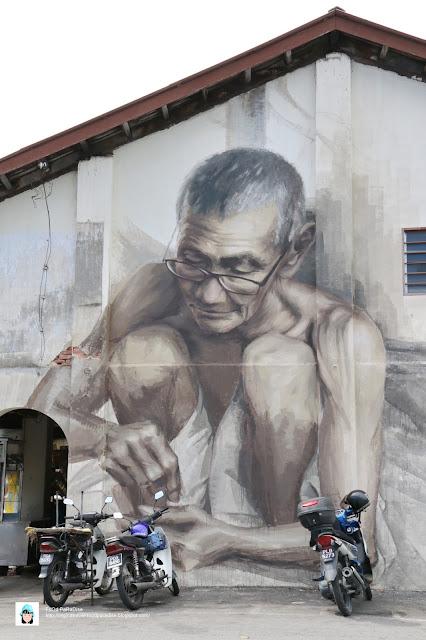 Balik Pulau Mural Art
