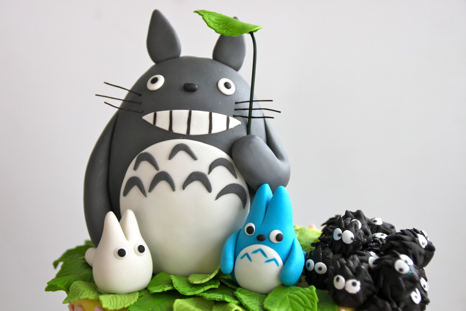 Celebrate With Cake Totoro Cake