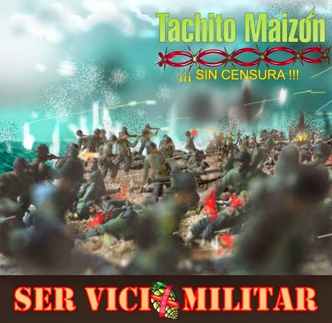 Sin Censura TACHITO MAIZÓN