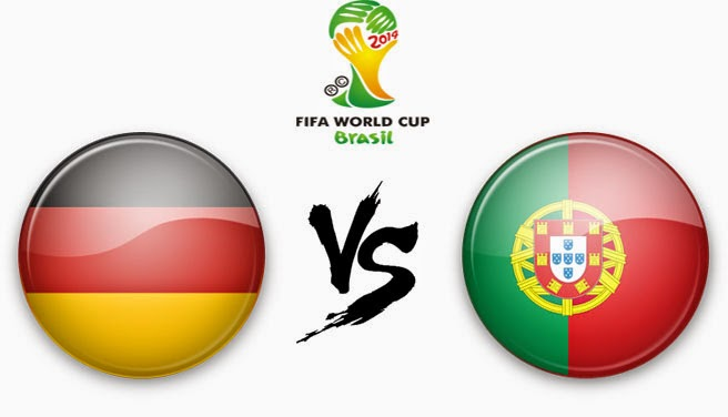PREVIEW Pertandingan Jerman vs Portugal 16 Juni 2014 Malam Ini