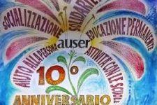 2005 / 2015 - 10 anni di attività Auser a Campi Bisenzio