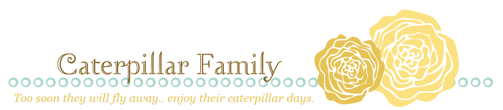 Caterpillar Family Blog