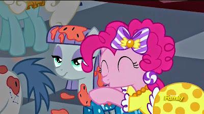 Maud and Pinkie Pie