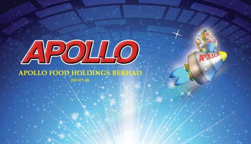 apollo holding berhad Apollo food holdings berhad operates as an investment holding company the activities of the subsidiaries are the production and trading of chocolates and chocolate.