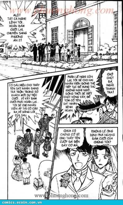 Detective Conan - Thám Tử Lừng Danh Conan chap 536 page 2 - IZTruyenTranh.com