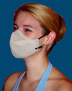Mask for air pollution in the Philippines