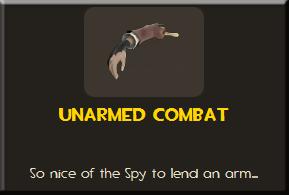 TF2 Unarmed Combat