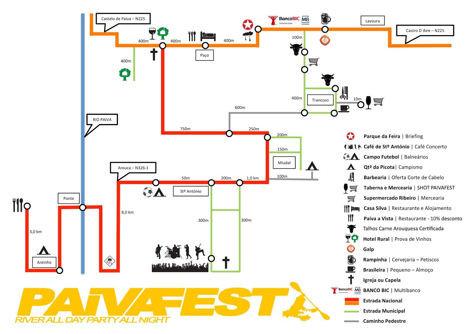 Aldeia Paiva Fest | Paiva Fest Village