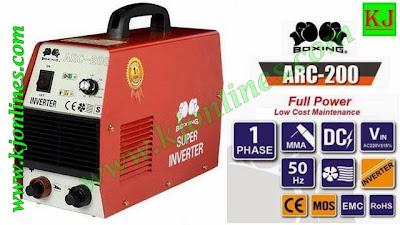 ตู้เชื่อมไฟฟ้า boxing ARC 200A