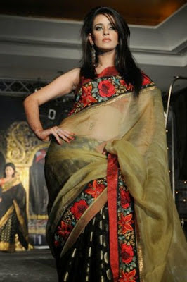 Bangladeshi ramp model Ruma