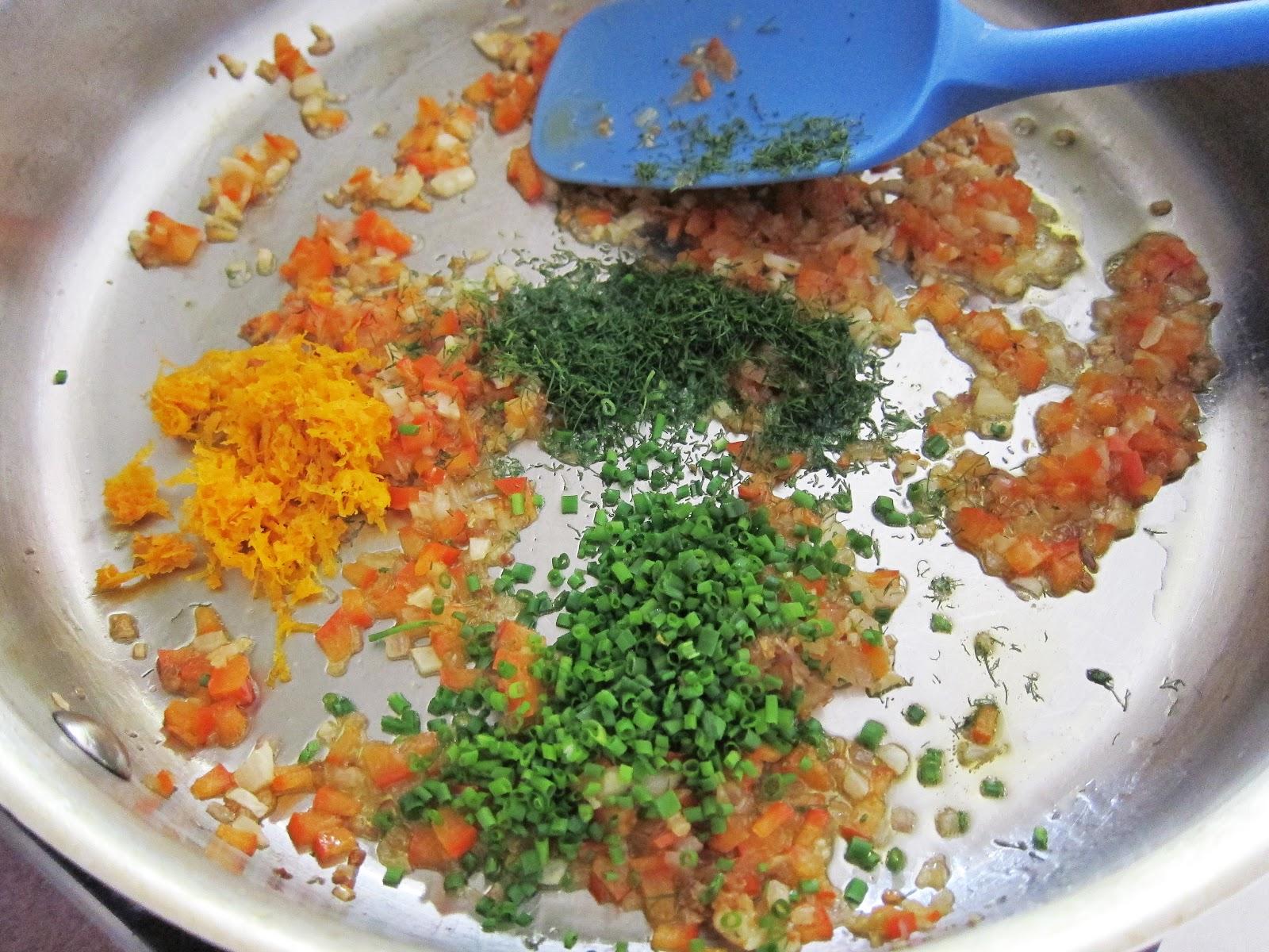 Bloatal Recall: Shrimp Burgers with Roasted Garlic-Orange Aioli