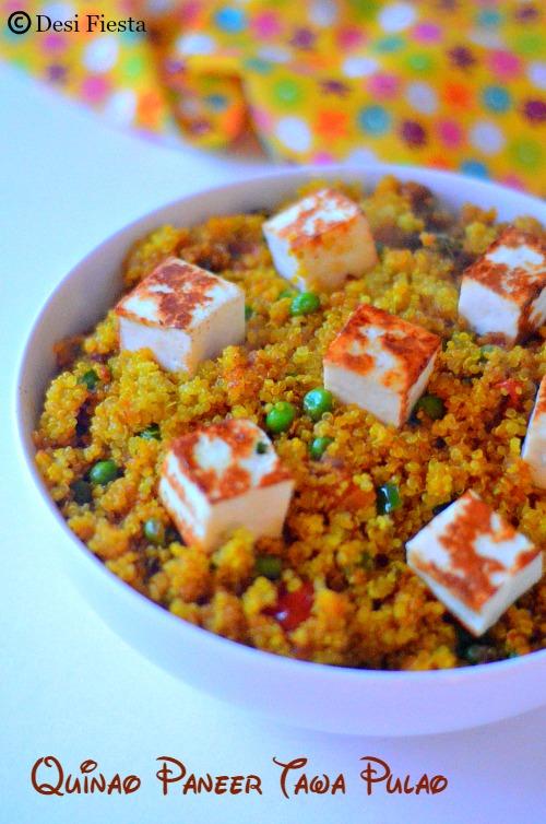Pulao / Pilaf recipes