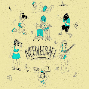 NeedleCraft Hunk Out LP/CD