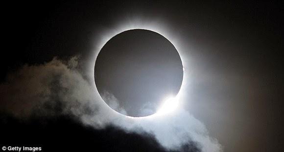 10 Fakta Menarik di balik Gerhana Matahari Total 20 Maret 2015