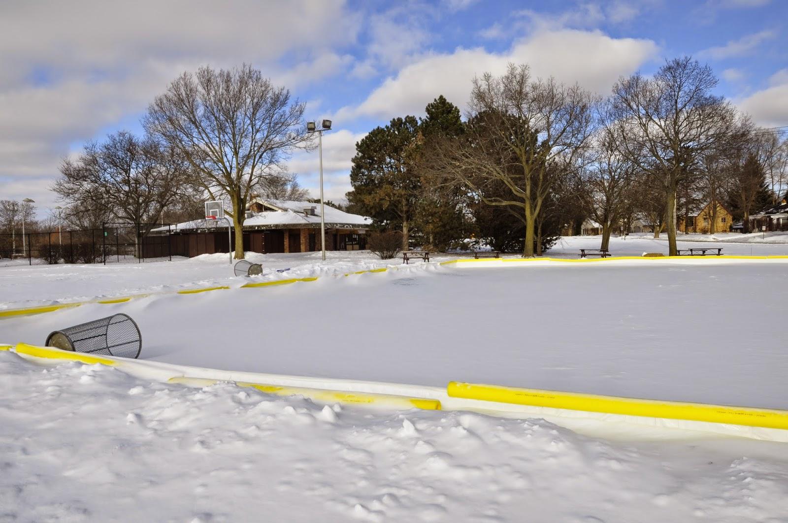 milwaukee area parks outdoor ice rinks 2015