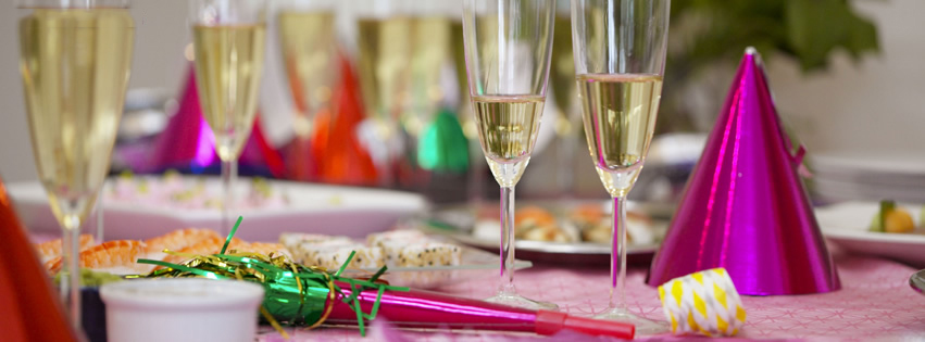 Its Party time For New Year