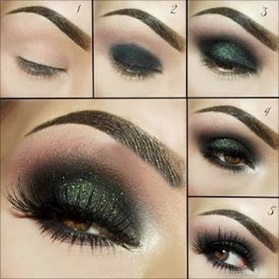 Ideas For Eye Makeup...