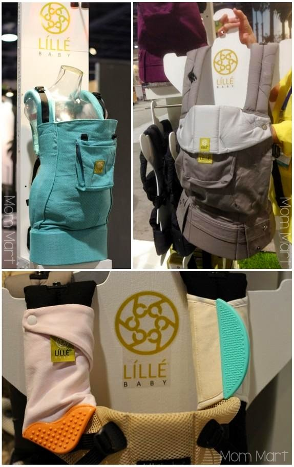 ABC Kids Expo Lillebaby Baby Carriers #ABCKids14