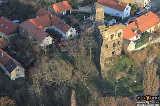 hrad Říčany
