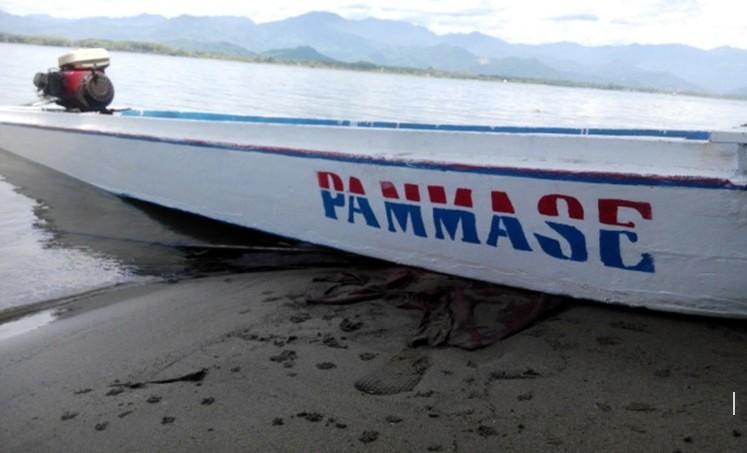 perahu balaq balaq mampie polman