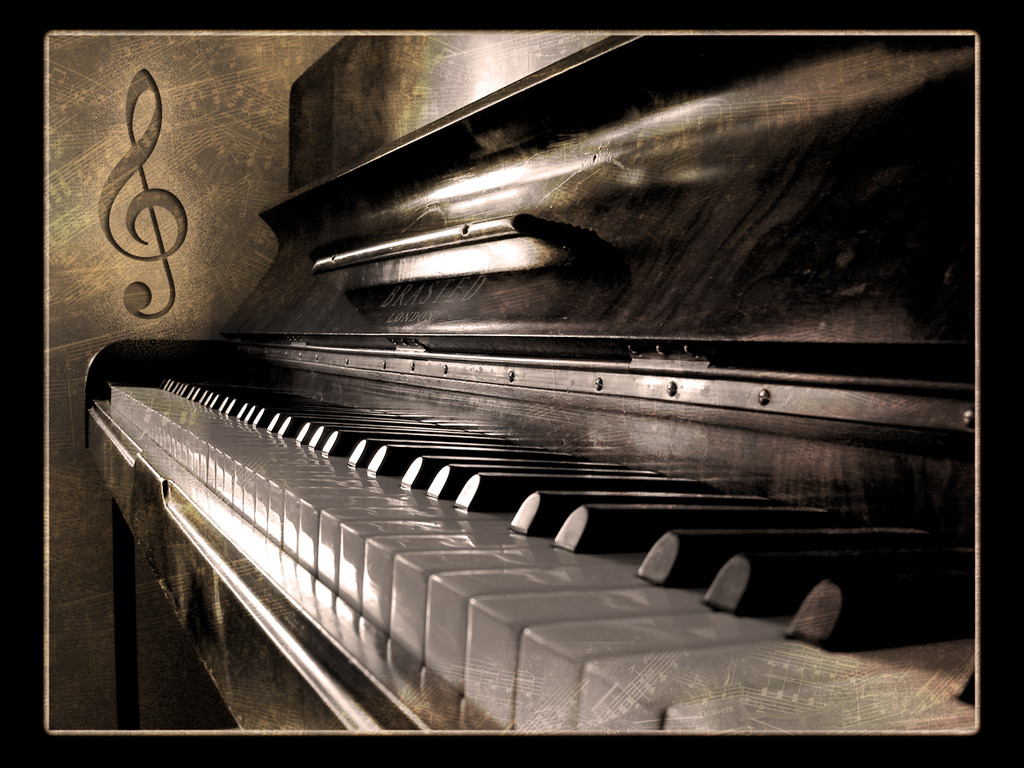 Piano Wallpapers - 500 Collection HD Wallpaper