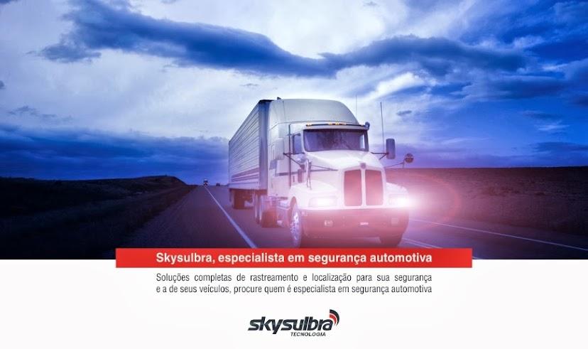 Skysulbra - Rastreamento de Veículos