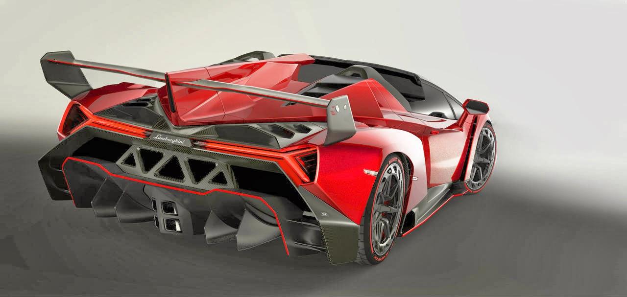 Lamborghini Veneno € 4.1 million Super-voiture
