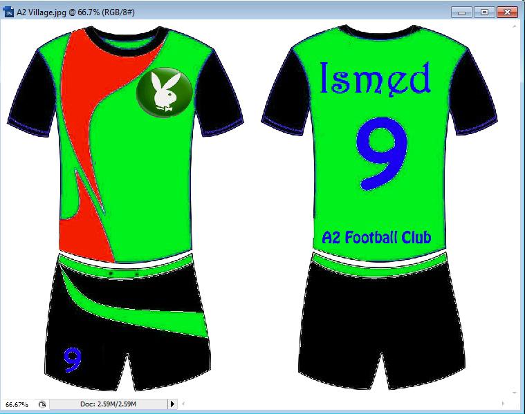 Design Baju Bola Terbaru Dan Terbagus