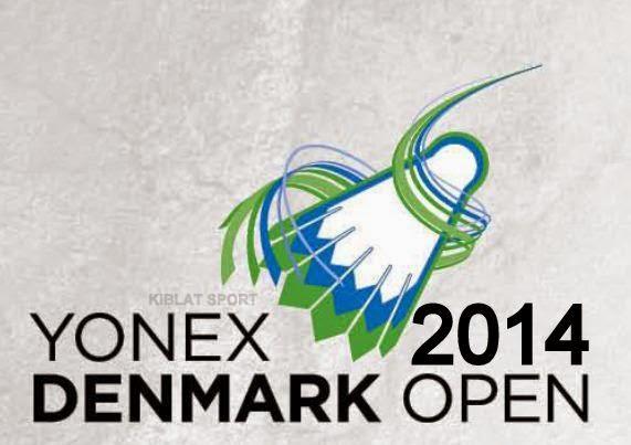 Jadwal Pertandingan Denmark Open Super Series Premier 2014