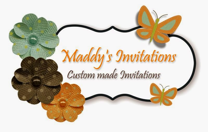 Maddy's Invitations