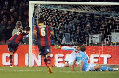 Napoli 1 - 1 Bologna (1)