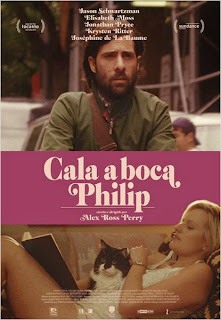 "Poster do filme ""Cala a Boca Philp"""
