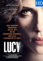 Poster de la película Lucy 2014