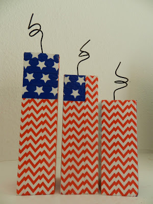 Firecracker Decor