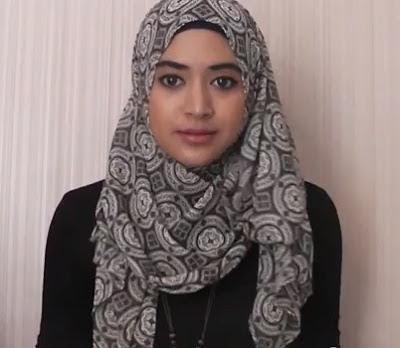 tutorial hijab wanita elegant with natasha farani part 5