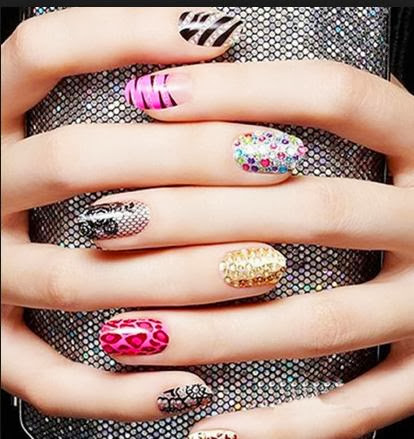 Glamours Nail Trend