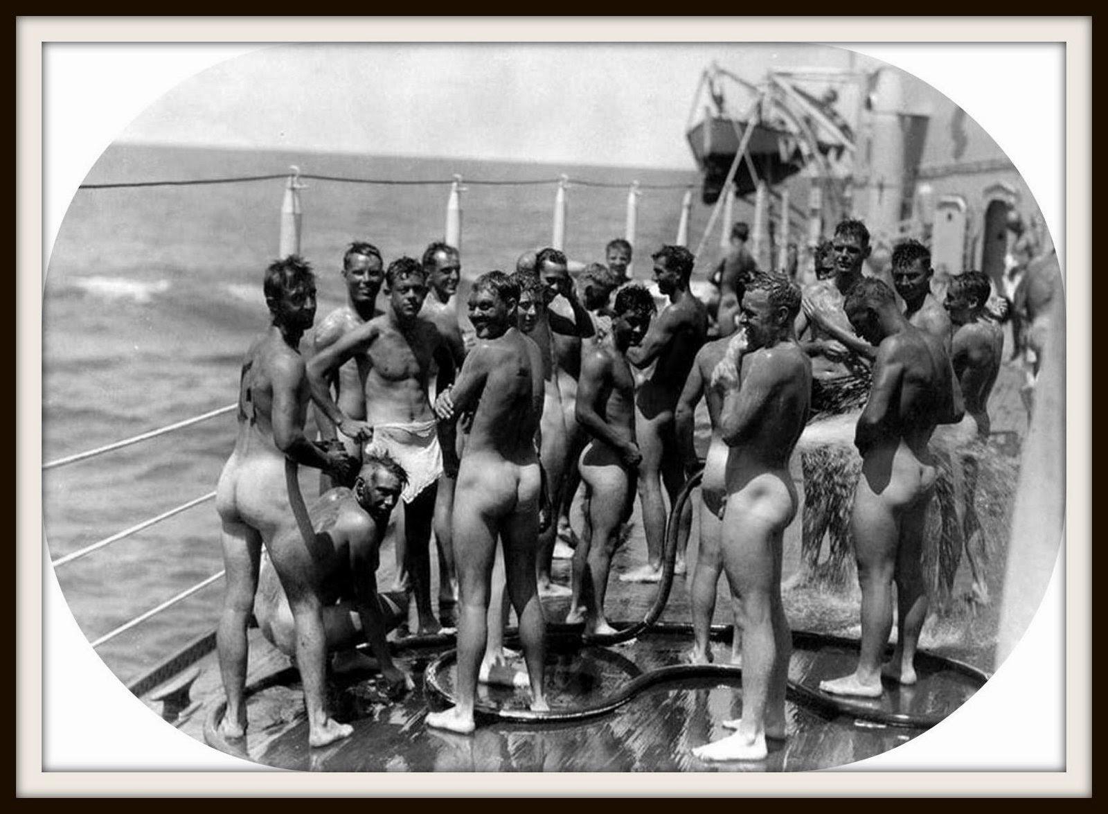 World war 11 men nude sex pic