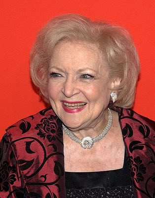 Betty White Photo By David Shankbone WikimediaCommons