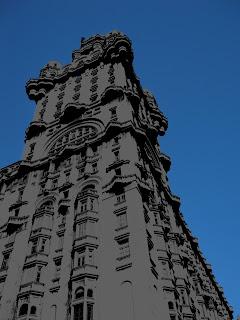 palacio Salvo Imagen editada