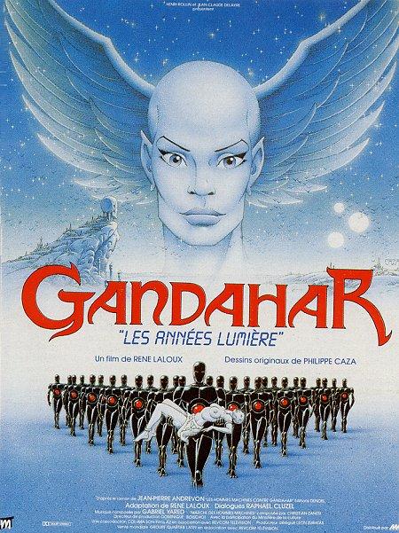Película Gandahar - René Laloux 1987