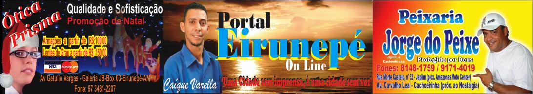 Portal de Eirunepé