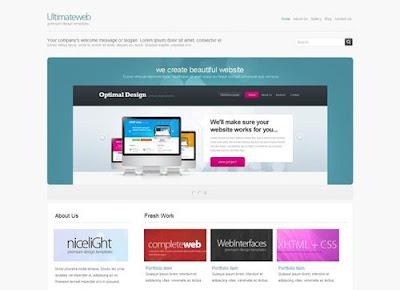 Template UltimateWeb